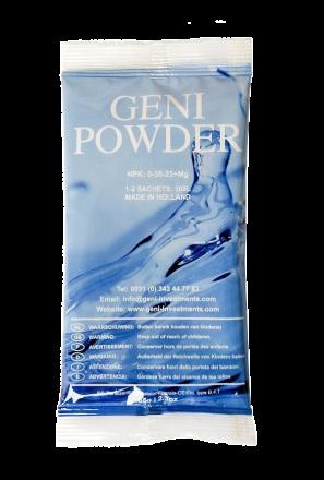 Geni powder