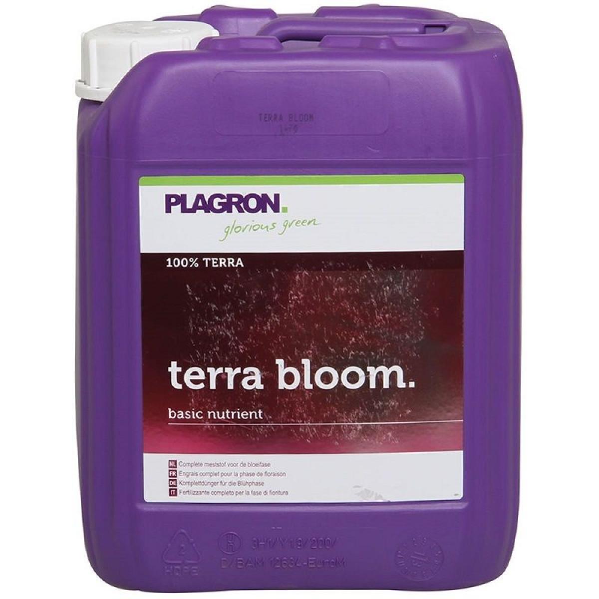 Sestava gnojila za cvetenjePlagron Terra Bloom