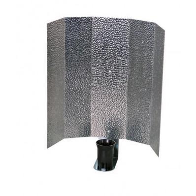 Reflektor CFL Hammered