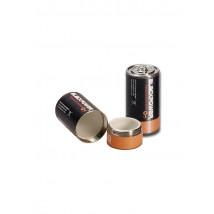 Skrivalna doza v obliki baterije, mala