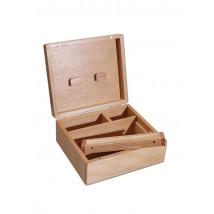 Škatla Spliff, lesena, 170x150x66mm ( JBOX 3 )
