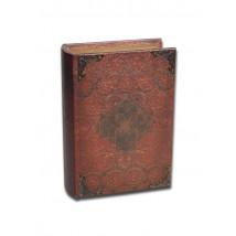 Škatla za shranjevanje Knjiga 185x130x52mm ( 36 07 24 )