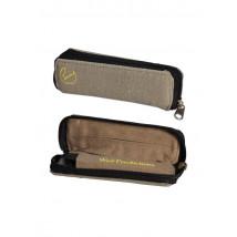 Torbica za tobak Rolling Kit, siva, 140x50x25 ( 55 12 03-36 )