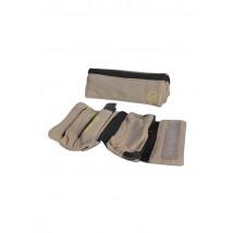 Torbica za tobak Rolling Kit, siva, ( 55 12 01-36 )