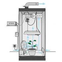 Kit Growbox 600W