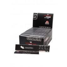 Gizeh Black King Size Slim Extra Fine + tips papirčki za tobak