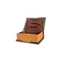 Škatla za shranjevanje ,,King of Zion,,  Mini 185x130x52mm ( 36 07 42 )
