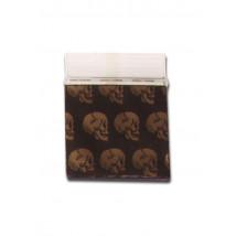 Vrečkice Zip-Lock,50x50mm,,Skull (39 10 13 )