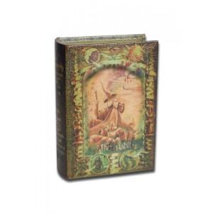 Škatla za shranjevanje knjiga ,,The Habit,, 185x130x52mm ( 36 07 29 )
